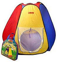 Детская игровая палатка 5008 / 0506 / 3058