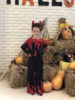 Чертик карнавальный костюм для мальчика BL - ДС87