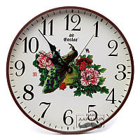 Часы настенные интерьерные Фазан