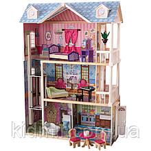 Дом для кукол Кидкрафт Моя мечта домик с мебелью KidKraft My Dreamy Beauty 65823