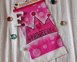 Скатерть одноразовая детская принцесса