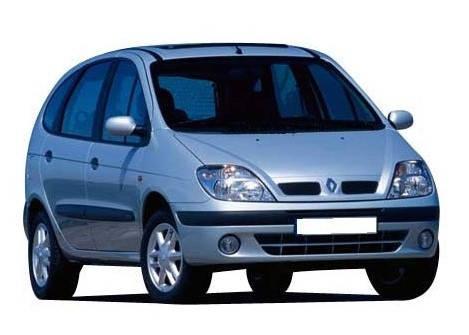 Лобовое стекло на Renault Scenic (1996-2003) , фото 2