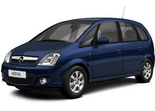Лобовое стекло на Opel Meriva A (Минивэн) (2002-2010)