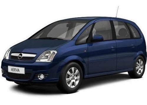 Лобовое стекло на Opel Meriva A (Минивэн) (2002-2010) , фото 2