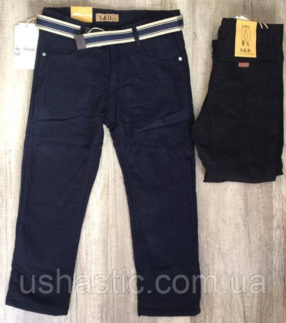 Котоновые брюки на флисе для мальчиков на 6 лет (Венгрия)