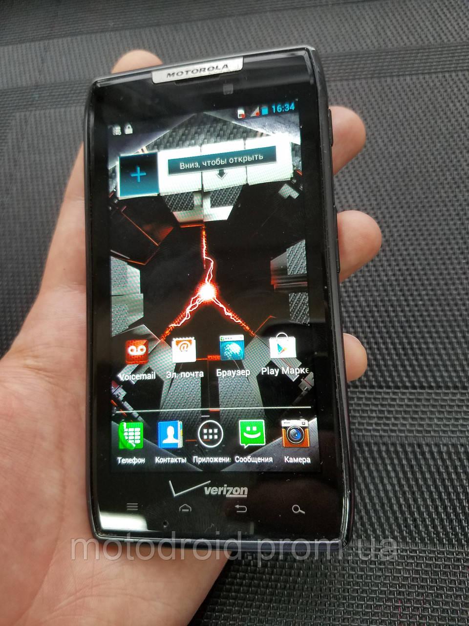 Смартфон Motorola Droid Razr xt912