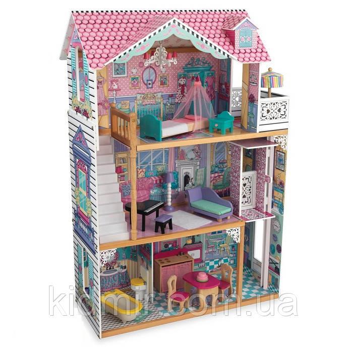Ляльковий будинок з меблями Аннабель KidKraft Annabelle 65079