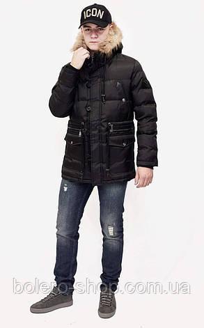 Куртка мужская теплая Dsquared, фото 2