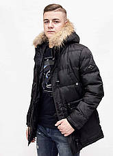 Куртка мужская теплая Dsquared, фото 3