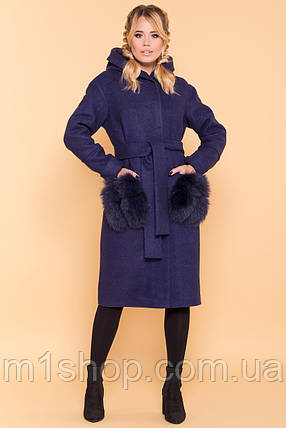 зимнее пальто женское Modus Анита 4120, фото 2
