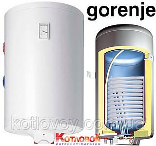 Комбинированный водонагреватель косвенного нагрева Gorenje TGRK 100 LN(RN)V9
