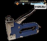Cтеплер Sigma с регулятором для скоб 4-14 мм
