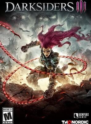 Darksiders 3 (PC) Электронный ключ