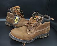 Кожаные мужские ботинки защитные - Site. Производство Англия. Размер 42., фото 1