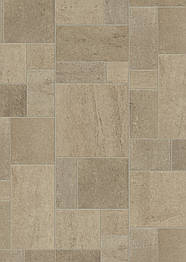 Ламинат Quick step коллекция Exquisa декор плитка темная