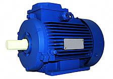 Электрический мотор АИР80 А6 (0,75 кВт, 1000 об/мин)