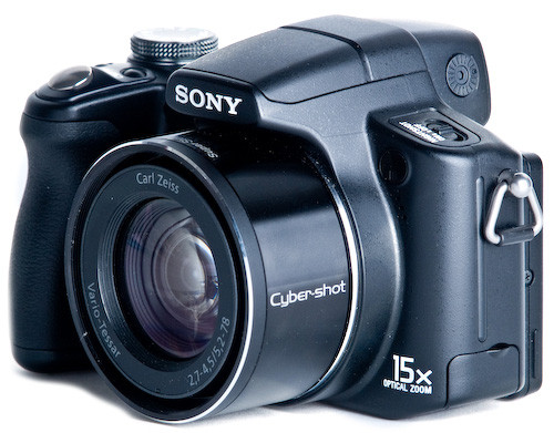 Фотоаппарат SONY DSC-H50 Black
