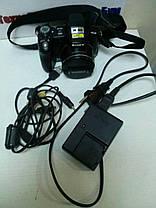 Фотоаппарат SONY DSC-H50 Black, фото 3