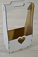 Цветочная коробка ,кашпо,корзинка