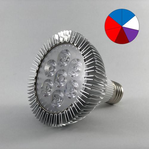 Фитолампа светодиодная 21W E27 (Мультиспектр)