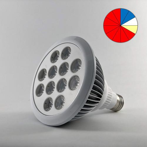 Фитолампа светодиодная 24W E27 (Мультиспектр)