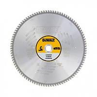 Диск пильный DeWALT, 355х25.4мм, 100 зубьев, шт