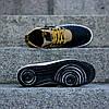 """Мужские кроссовки Nike Lunar Force 1 Duckboot '17 """"Beige/Black"""" (Найк) бежевые, фото 4"""