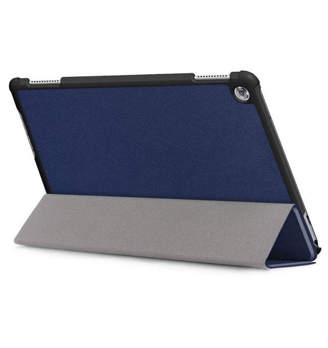 Чехол для планшета HUAWEI MediaPad M5 Lite 10 (BAH2-L09 / BAH2-W19) Slim - Dark Blue