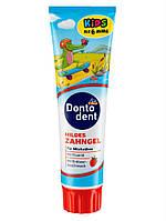 Dontodent Kids детская зубная паста для детей до 6 лет 100 мл Германия