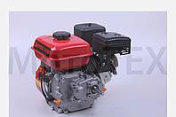 Двигатель 170F- ( с понижающим редуктором 1/2) 7 Л.С. TATA