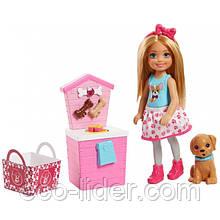 """Набор Barbie """"Вкусные развлечения Челси"""" в асс"""