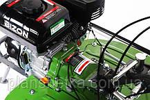 Бензиновый мотоблок BIZON 1100S LUX 7 л.с., фото 3
