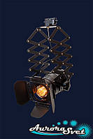 Светодиодный трековый светильник AS 1502 ЧЁРНЫЙ. LED трековый светильник.