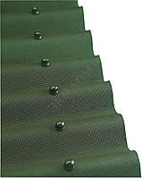 Ондулин 1 х 2 м, зеленый (лист)