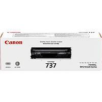 Картридж Canon 737 MF22x/MF21x Black original