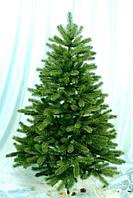 Искусственная Ель Буковельская Зеленая Литая 2,3 метра (230 см) Елка Новогодняя, фото 1