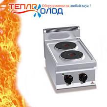 Плита инфракрасная Bertos E7P2B/VTR (БН)