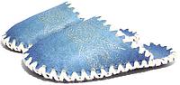 Женские фетровые тапочки 2-38 (размер 38/39)
