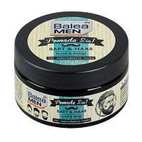 Balea MEN Pomade 2in1 für Bart&Haar помада для укладки волос и бороды 100 мл