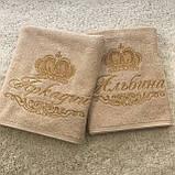 Именное полотенце с вышивкой, фото 6