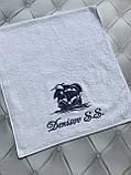 Именное полотенце с вышивкой, фото 8