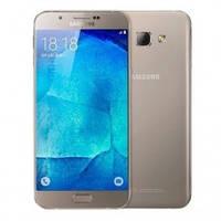 Samsung A8000 Galaxy A8 4G LTE Duos (2015) (Gold)