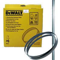 Полотно пильное DeWALT по древесине (<150 мм), для ленточной пилы DW738/739, 1 штука., шт