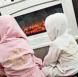 Детский махровый именной халат с вышивкой, фото 4