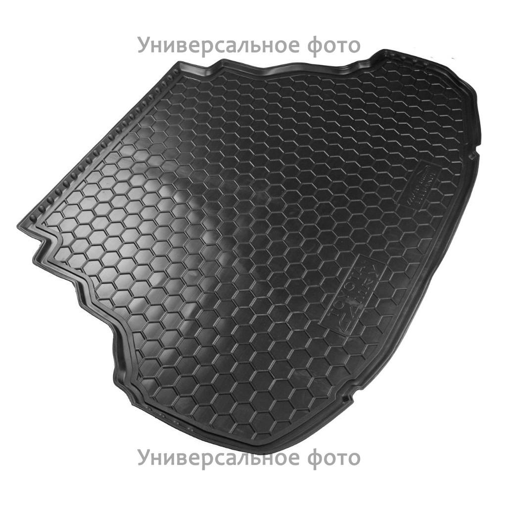 AVTO-GUMM Коврик в багажник Audi Q7 I '06-15