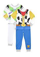 """Детский карнавальный костюм """"История игрушек"""" для мальчика, двухсторонний рисунок, размер 3-4 года"""