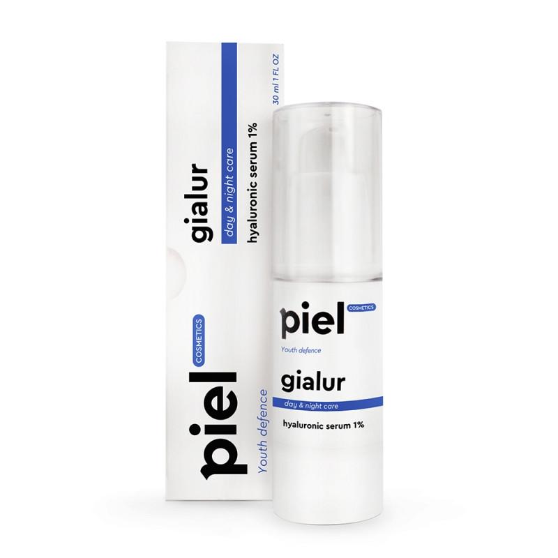Интенсивно увлажняющая сыворотка 1% гиалуроновой кислоты Piel Cosmetics Gialur Youth Defence Пьель Косметик 50