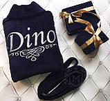 Махровий халат з написом на замовлення, фото 8