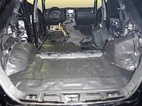 Шумо-виброизоляция автомобиля в Запорожье