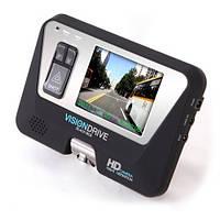 Видеорегистратор VisionDrive VD-8000HDS, фото 1